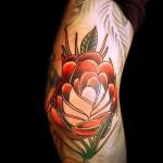 バラ rose   (刺青  タトゥー tattoo 画像 デザイン)