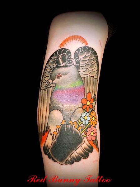 鳥,bird,刺青,タトゥー,tattoo,画像,デザイン