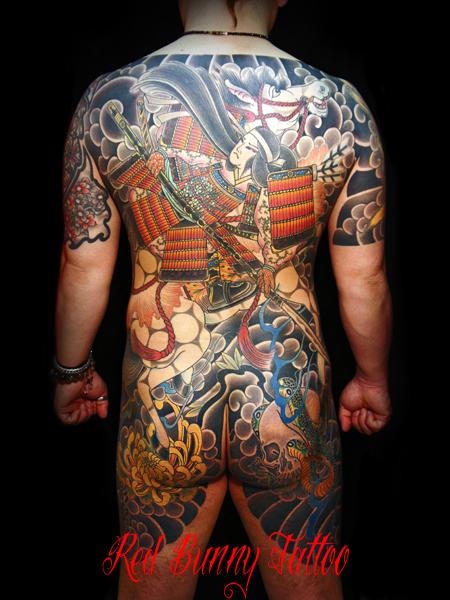刺青 和彫り デザイン 画像 東京