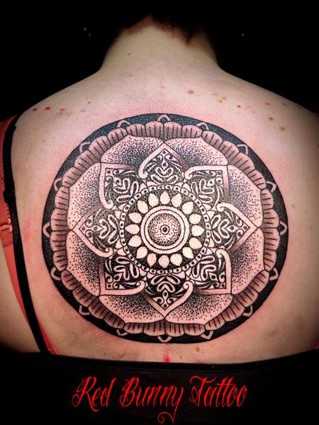 タトゥー オリエンタル tattoo oriental 女性