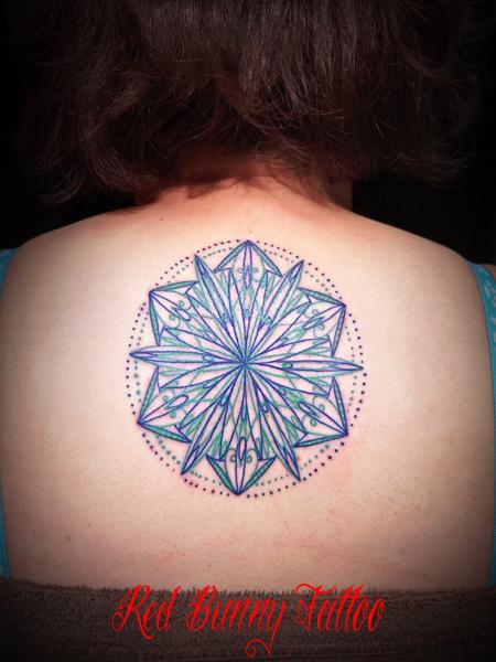 オリエンタル タトゥーのデザイン 画像  girl tattoo ワンポイント