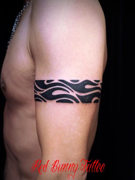 トライバル タトゥーデザイン tribal tattoo