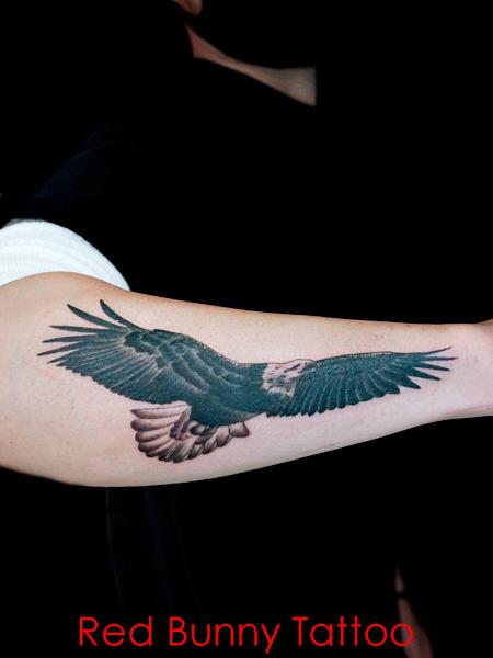イーグル 鷲 鳥 タトゥーデザイン eagle tattoo