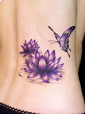 Orquideas+tattoos+pictures
